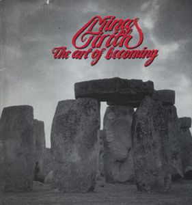 Minas Tirith - The Art Of Becoming CD (album) cover
