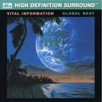 Global Beat  by VITAL INFORMATION album cover