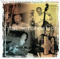 Vital Information Where We Come From album cover