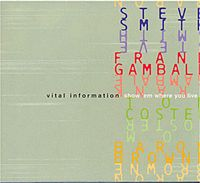 Vital Information Show `Em Where You Live album cover