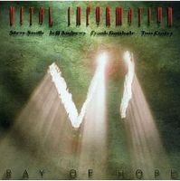 Vital Information - Ray Of Hope CD (album) cover