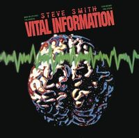 Vital Information - Vital Information CD (album) cover