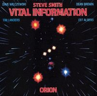 Vital Information - Orion CD (album) cover