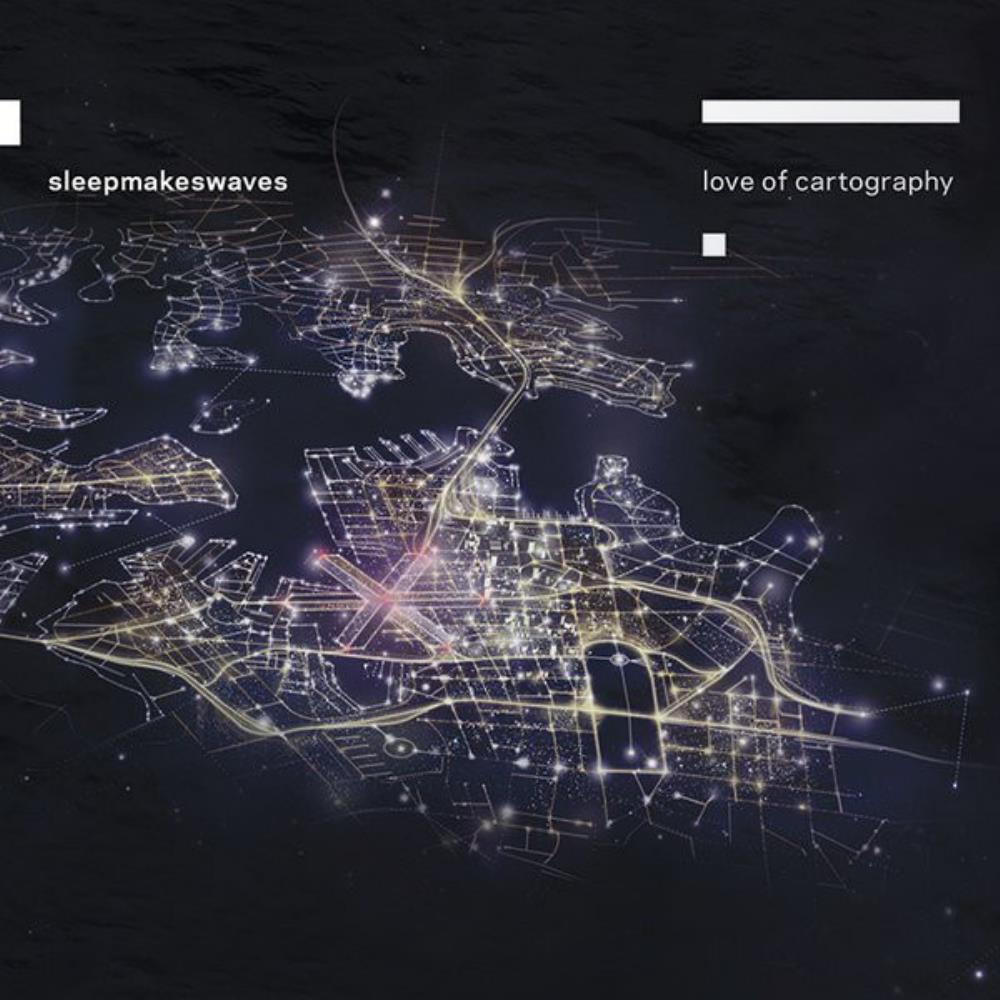 Love Of Cartography by SLEEPMAKESWAVES album cover