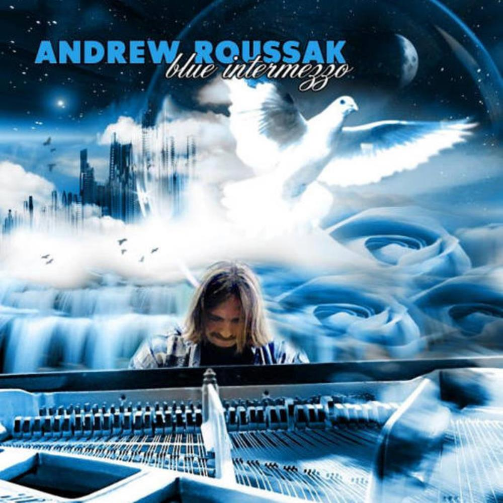 Blue Intermezzo by ROUSSAK, ANDREW album cover