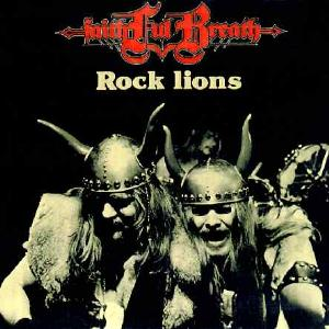 Rock Lions by FAITHFUL BREATH album cover