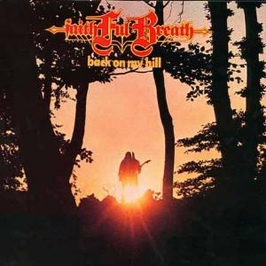 Back on My Hill by FAITHFUL BREATH album cover