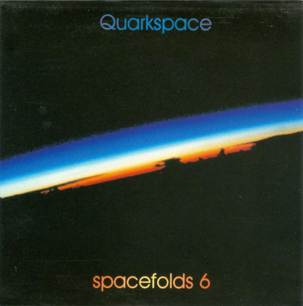 Spacefolds 6 by QUARKSPACE album cover