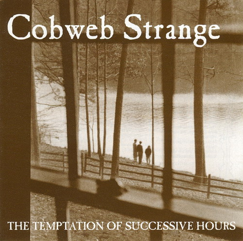 The Temptation of Successive Hours by COBWEB STRANGE album cover