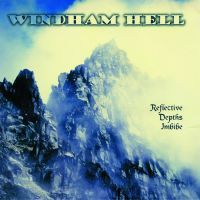 Windham Hell - Reflective Depths Imbibe CD (album) cover