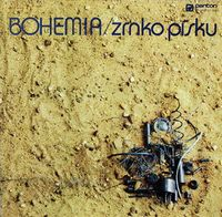 Bohemia - Zrnko p�sku CD (album) cover