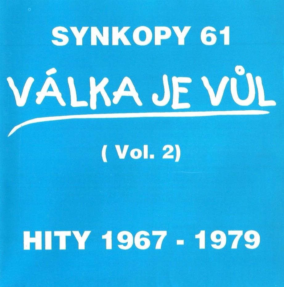 Synkopy V�lka je vul (The Best of) - vol. 2 album cover