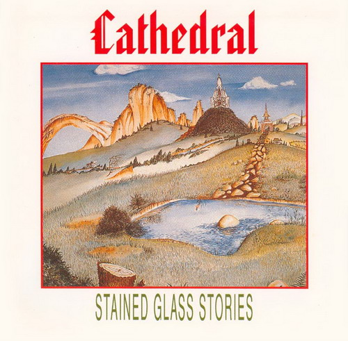 Cathedral - Stained Glass Stories CD (album) cover