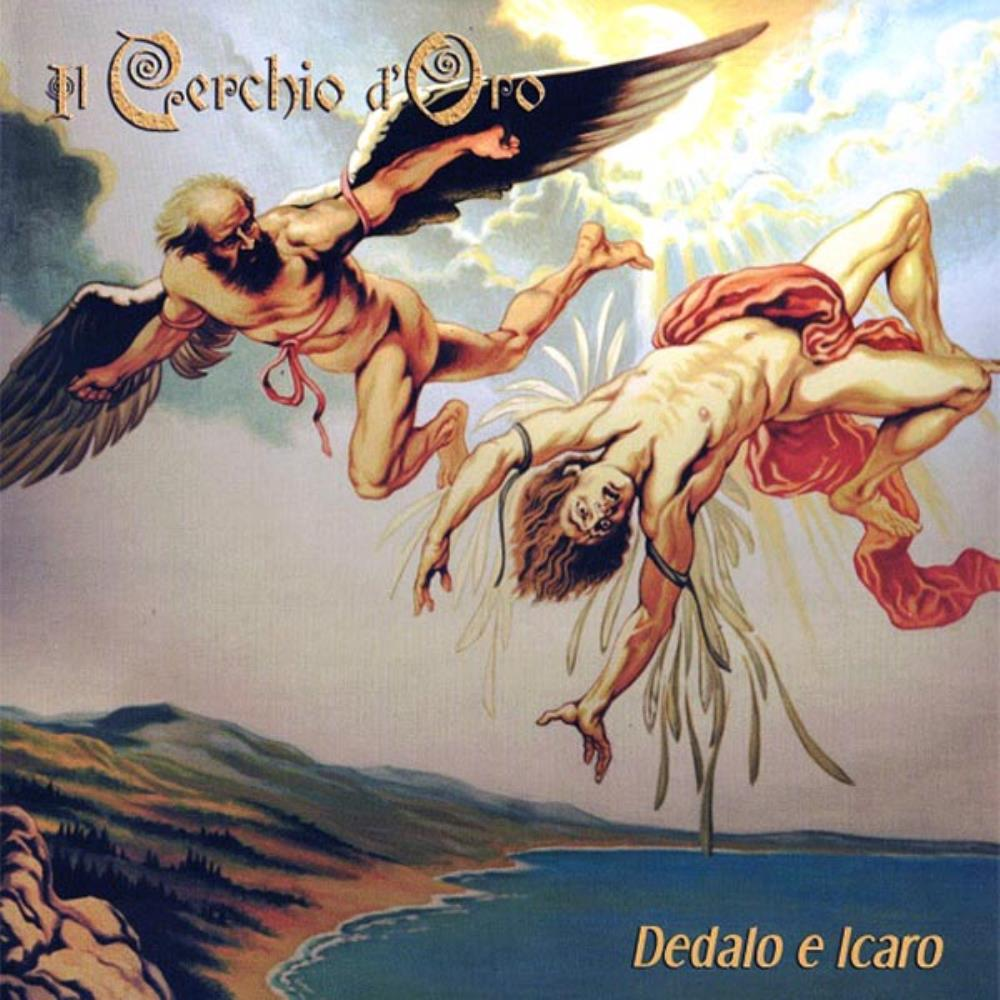 Dedalo E Icaro by CERCHIO D'ORO, IL album cover