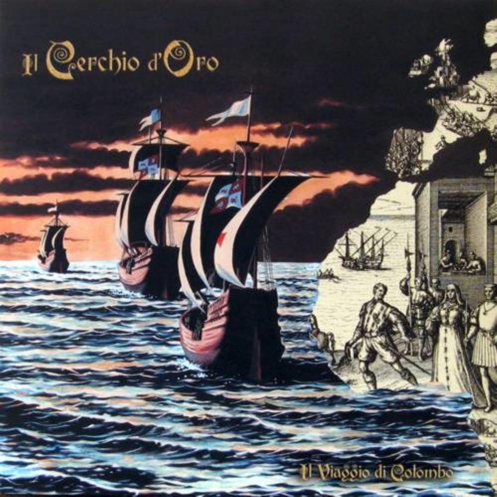 Il Viaggio Di Colombo by CERCHIO D'ORO, IL album cover