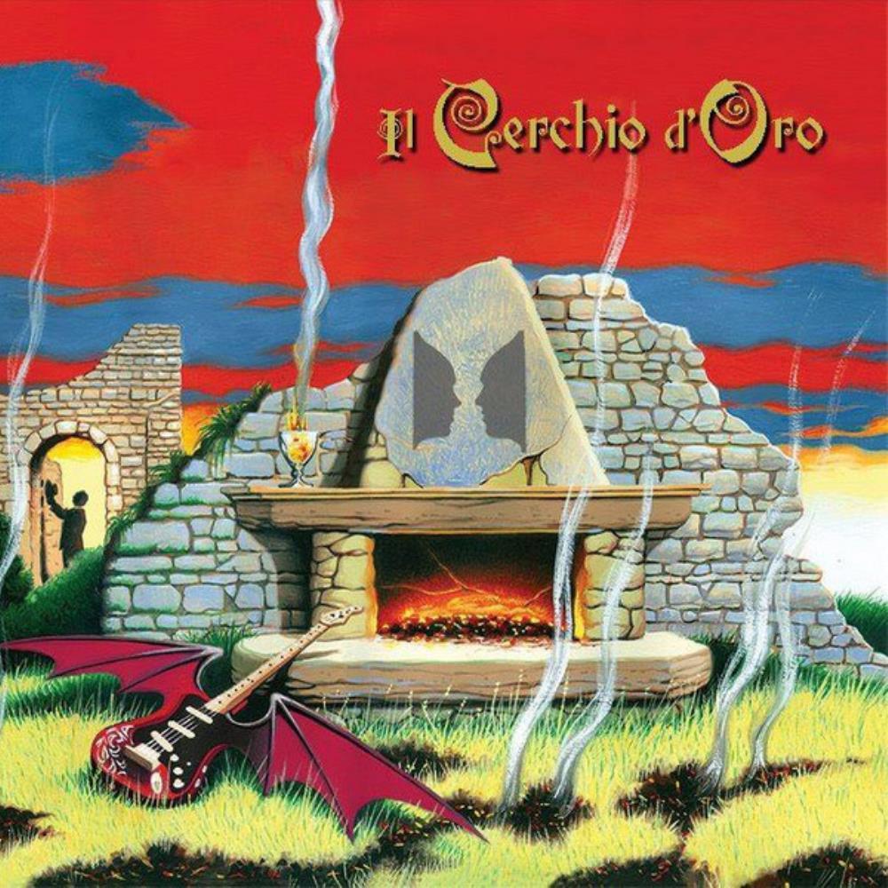 Il Fuoco Sotto la Cenere by CERCHIO D'ORO, IL album cover