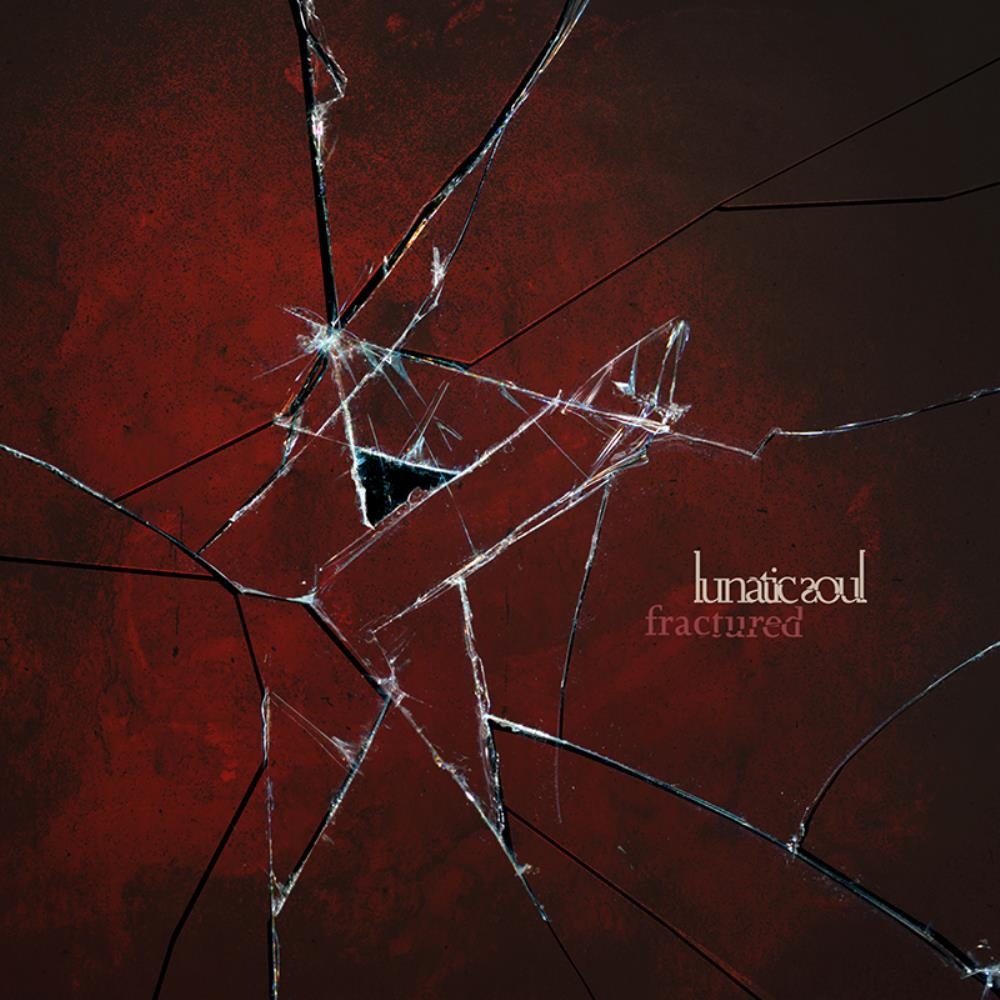 Fractured by LUNATIC SOUL album cover