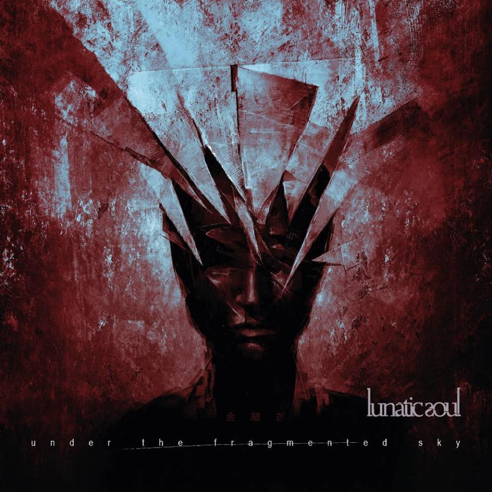 Under The Fragmented Sky by LUNATIC SOUL album cover