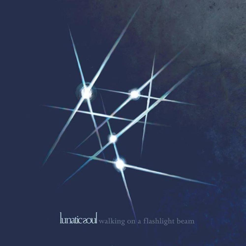 Walking On A Flashlight Beam by LUNATIC SOUL album cover