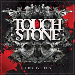 Touchstone - The City Sleeps CD (album) cover