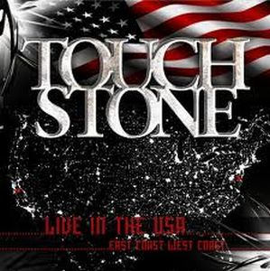 Touchstone Live in the USA (East Coast West Coast) album cover