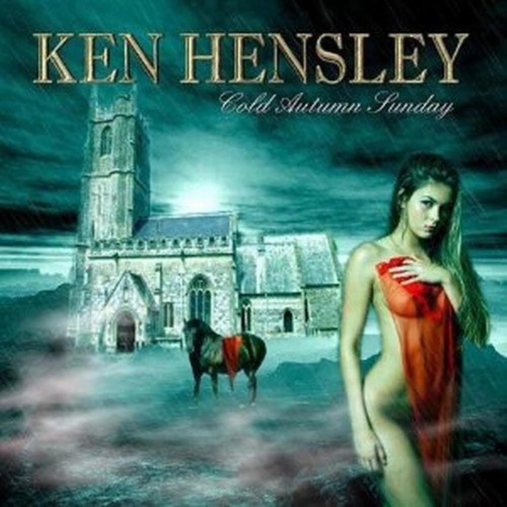 Ken Hensley Cold Autumn Sunday album cover