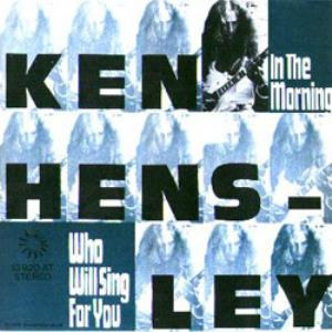 Ken Hensley In the Morning album cover