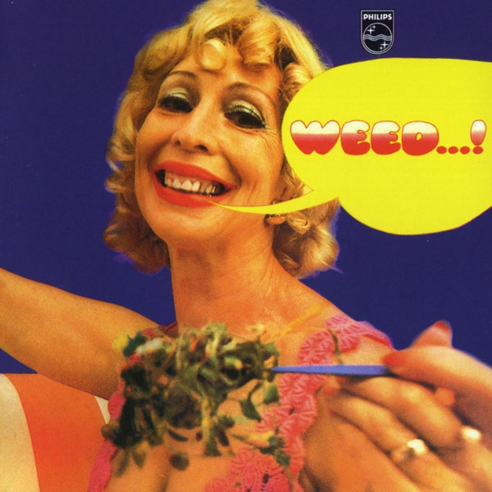 Weed: Weed...! by HENSLEY, KEN album cover