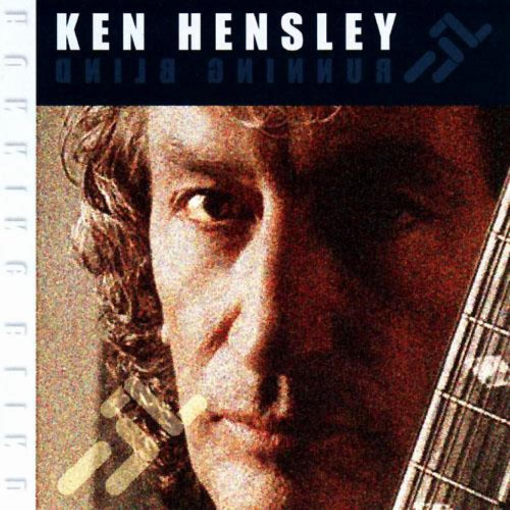 Ken Hensley Running Blind album cover
