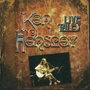 Ken Hensley Live Tales album cover