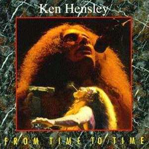 Ken Hensley - From Time To Time CD (album) cover