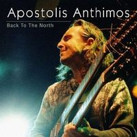 Apostolis Anthimos Back to The North album cover