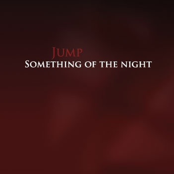Jump Something of the Night album cover