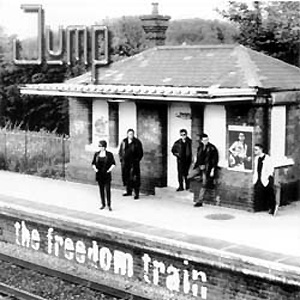 Jump - The Freedom Train CD (album) cover