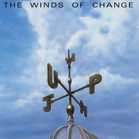 Jump - The Winds Of Change CD (album) cover