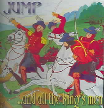 Jump - ...And All The Kings Men CD (album) cover