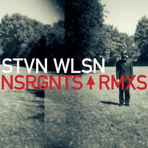 Steven Wilson Nsrgnts Rmxs album cover