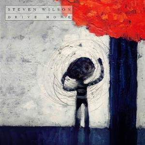 Steven Wilson Drive Home album cover