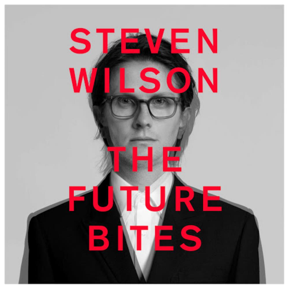 The Future Bites by WILSON, STEVEN album cover