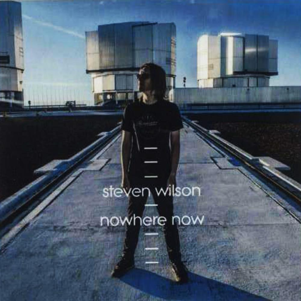 Steven Wilson Nowhere Now album cover