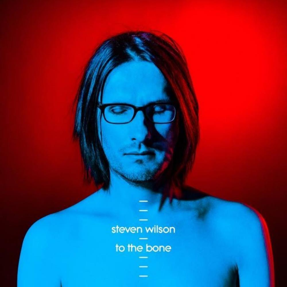 Steven Wilson - To The Bone CD (album) cover