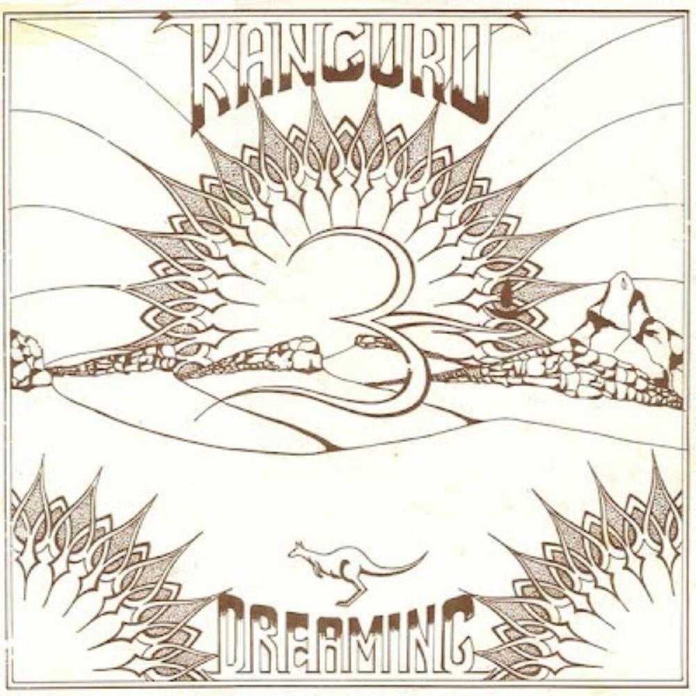 Dreaming by KANGURU album cover