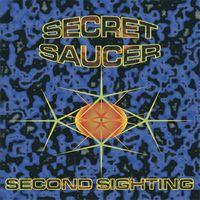 Second Sighting by SECRET SAUCER album cover