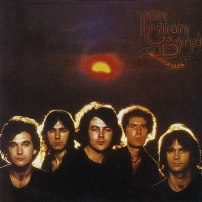 Ian Gillan Band Scarabus album cover