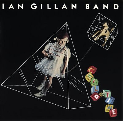 Ian Gillan Band - Child in Time CD (album) cover