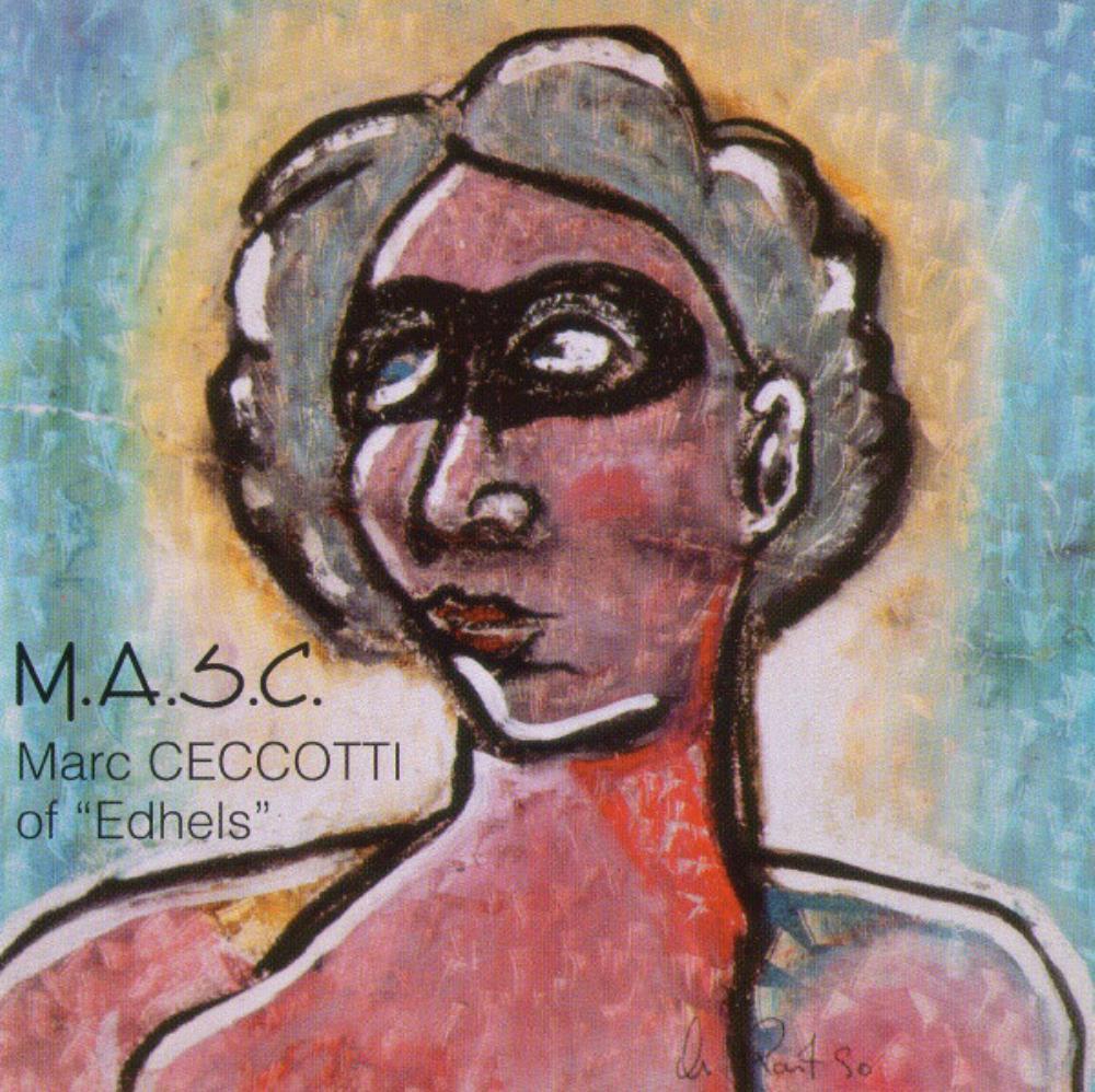 M.A.S.C. by CECCOTTI, MARC album cover