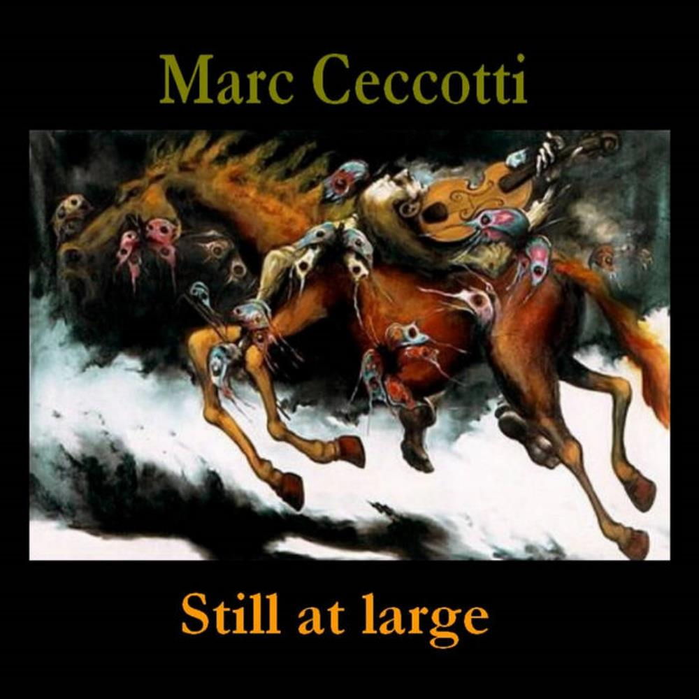 Still At Large by CECCOTTI, MARC album cover