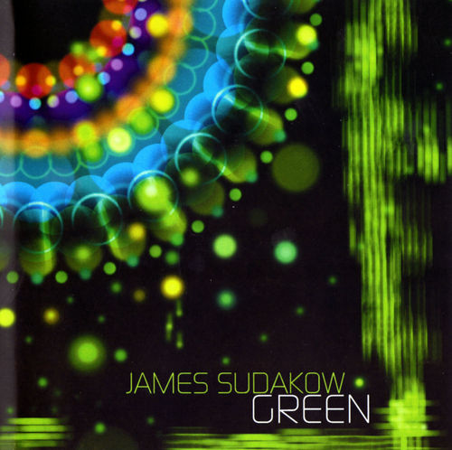 James Sudakow - Green CD (album) cover