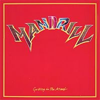 Getting In The Mood by MANDRILL album cover
