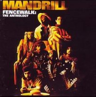 Mandrill - Fencewalk: The Anthology CD (album) cover